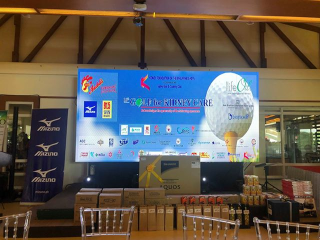 Kidney foundation of the Philippines: 16th Golf for Kidney care