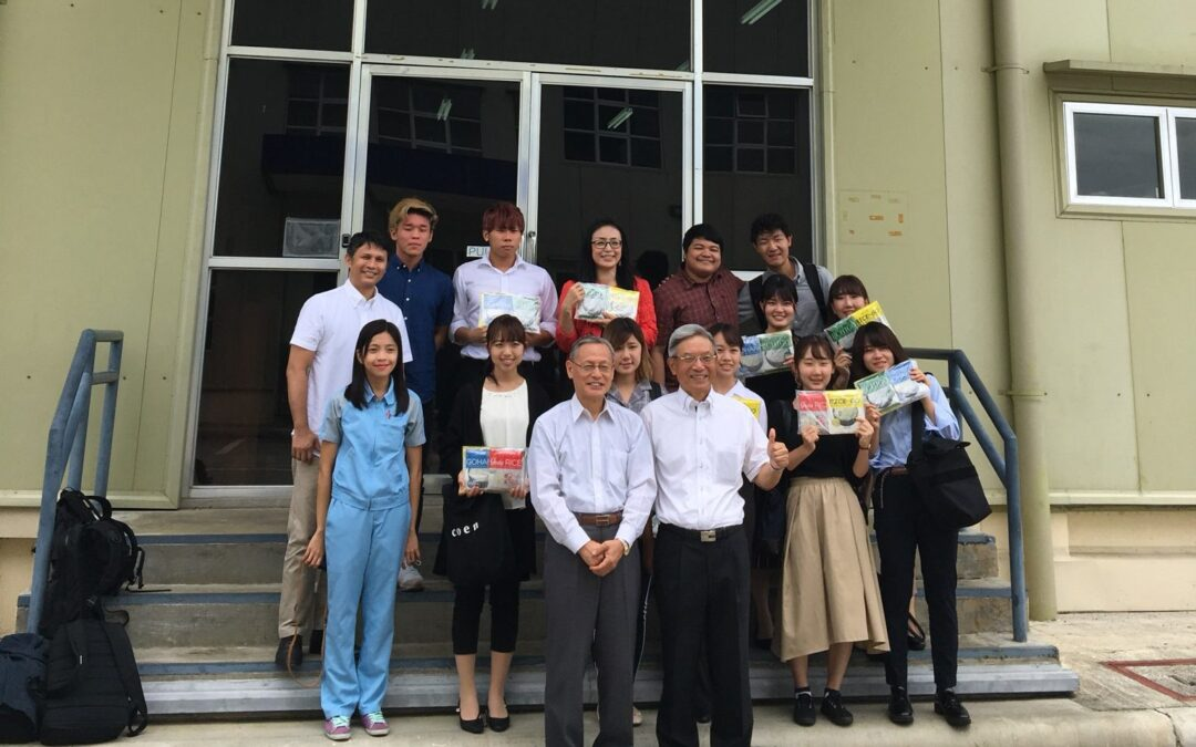 BiotechJP Meets RIKKYO University Students