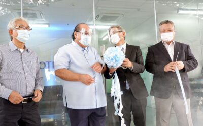 BiotechJP Central Technopark Production Plant Inauguration