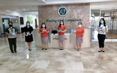 BiotechJP donates anew to North and South Luzon frontliners